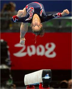 Shawn Johnson prend sa retraite