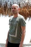 Interview de people, Farid Larbi, 37 ans, comédien de la série Foudre