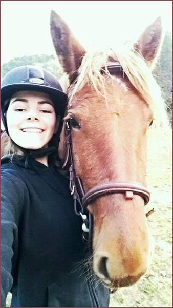 ♞ La cavalière.