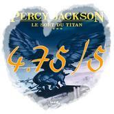 Percy Jackson : Le Sort du Titan (T3)