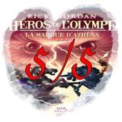 Héros de l'Olympe : La Marque d'Athéna