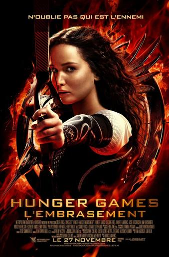 Mon avis sur Hunger Games : L'Embrasement (SANS SPOILER)