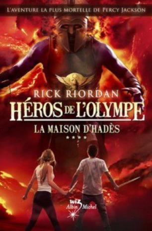 Héros de l'Olympe : La Maison d'Hadès (T4)