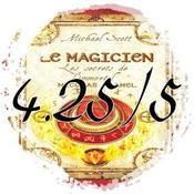Les Secrets de l'Immortel Nicolas Flamel : Le Magicien (T2)
