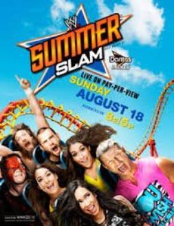 SUMMER SLAM 2013