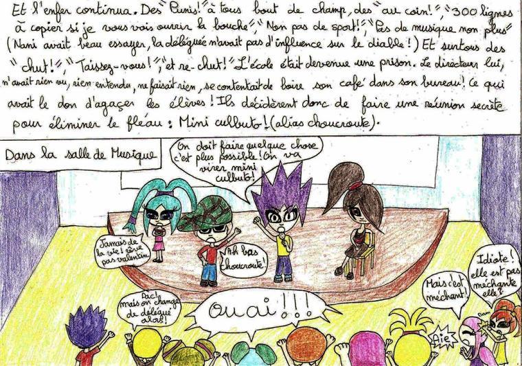 les gnomes: chapitre 2