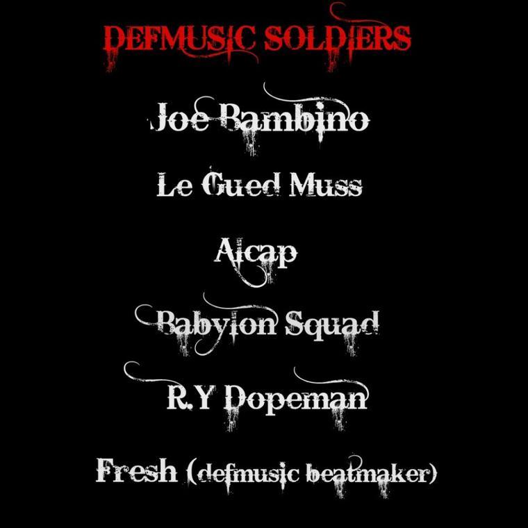 Defmusic Soldiers