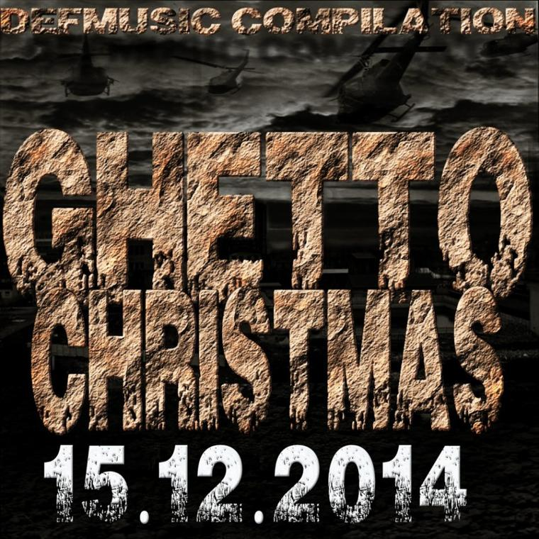 GHETTO CHRISTMAS PRE-COMMENDEZ MAINTENANT