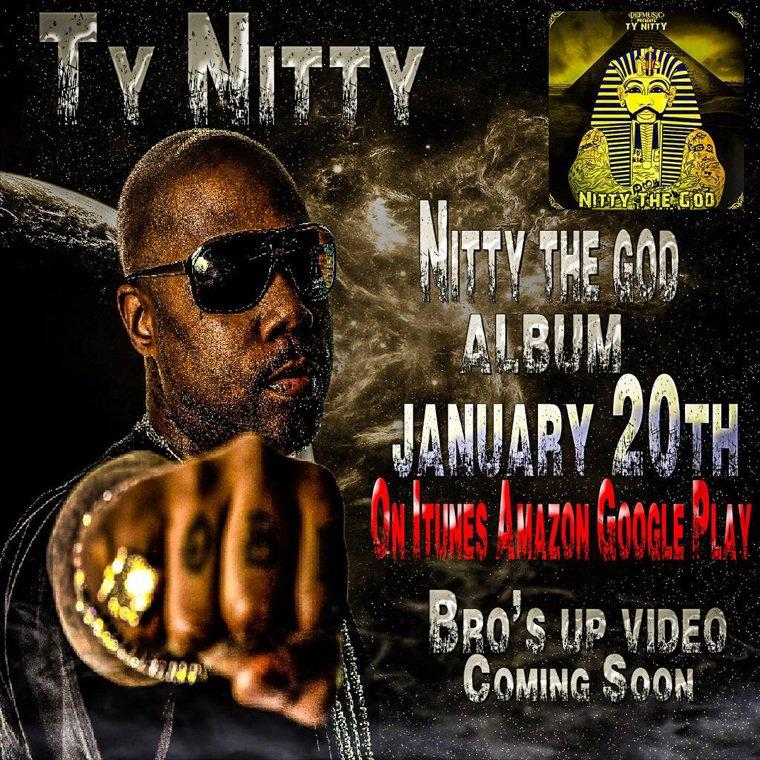 Nitty the god album