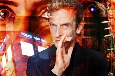 Peter Capaldi dans la Saison 8