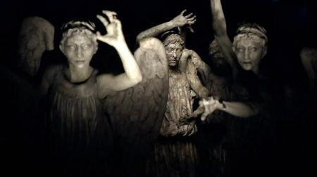 Plus d'anges pleureurs dans la saison 8 ?