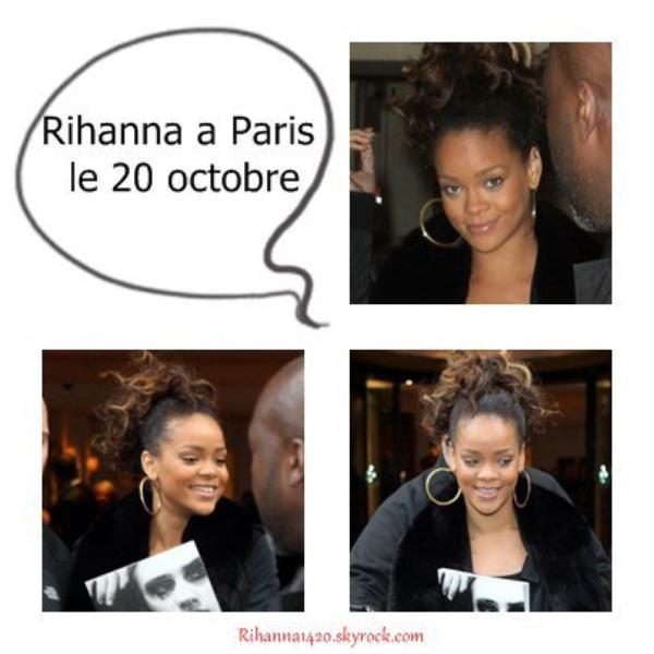 Rihanna quitte son hotel