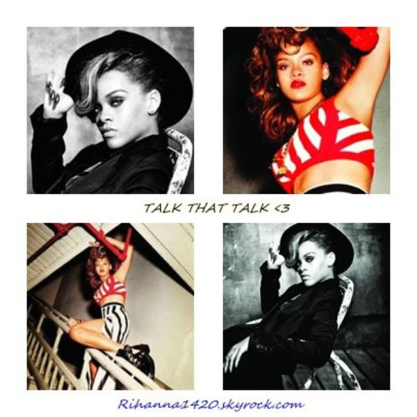 TALK THAT TALK photos