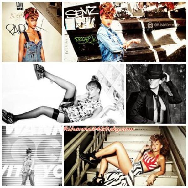 Photos promotionnelles de Talk That Talk!!!