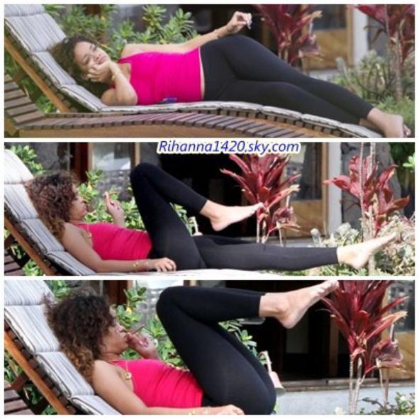 Rihanna ce repose a Hawai ! + quick news !!