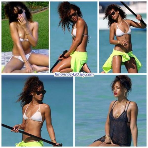 Rihanna a Hawai (3)