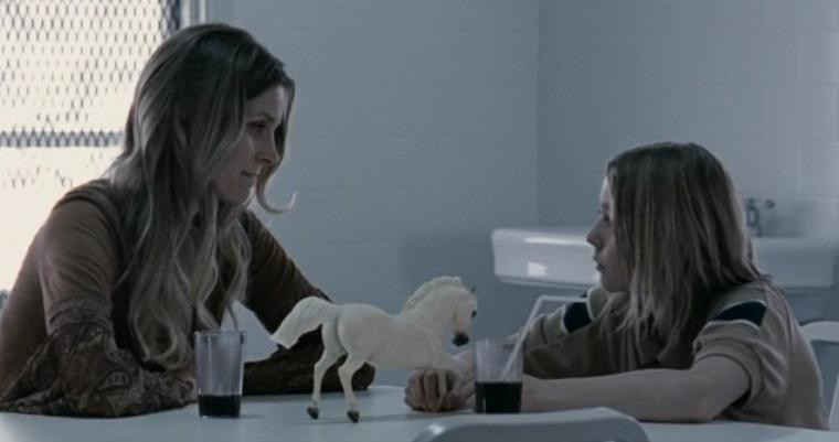 Halloween II : La symbolique du cheval blanc