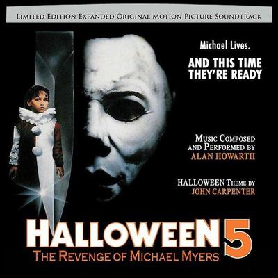 Halloween 5 : Analyse de la bande originale d'Alan Howarth