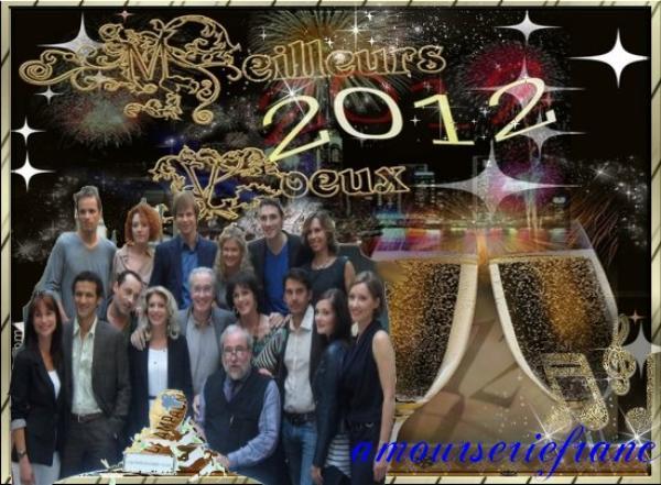 bonnne annee 2012