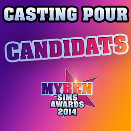Casting My Ben Sims Awards 2014