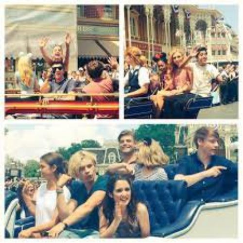 L'équipe Disney Channel est allée à Disney World