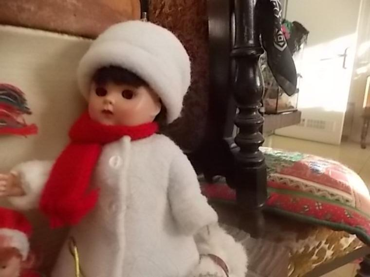 quand ginny rencontra un drole de bonhomme de neige