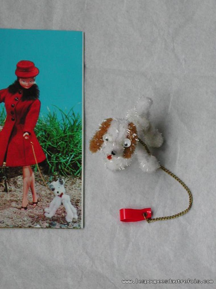 pour en finir avec nos mannequins  adeptes de la gente canine voici encore quelques exemples!