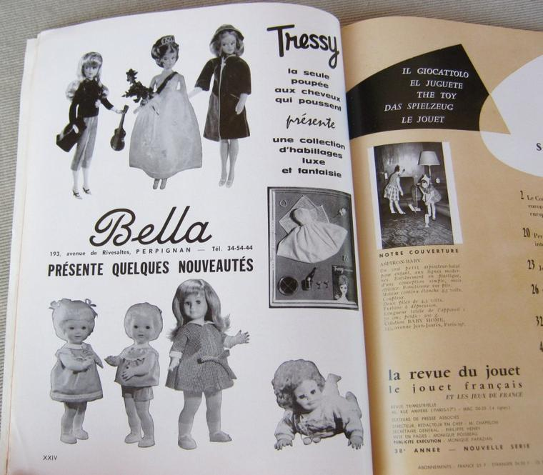 la revue du jouet