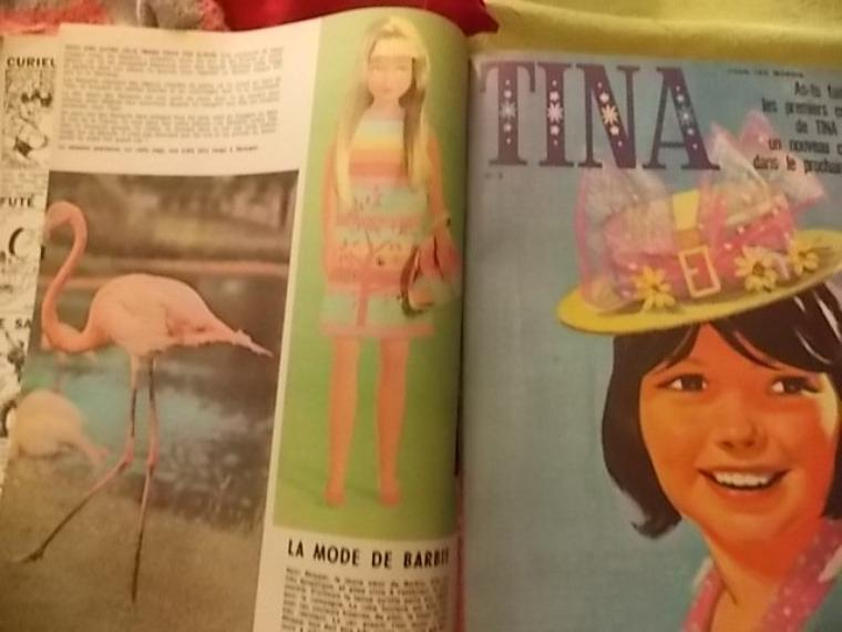 donc voici l'histoire de Tina