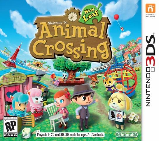 Je l'ai enfin! Qui pour une wifi? Animal crossing new leaf 3ds <3