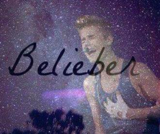 Quelque(s) phrase(s) de Justin Bieber pour nous ; ces Beliebers *-* ..