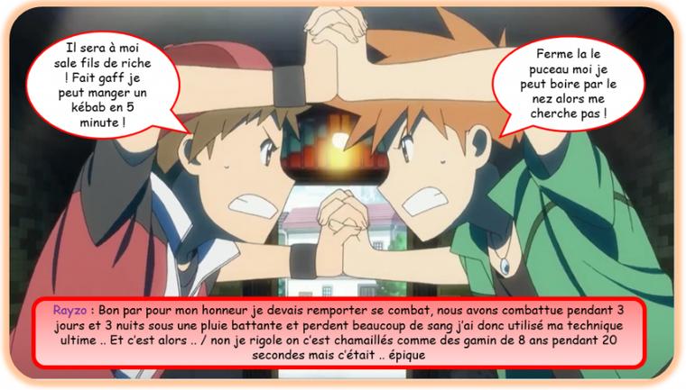 L'AVENTURE ROUGE 02 !