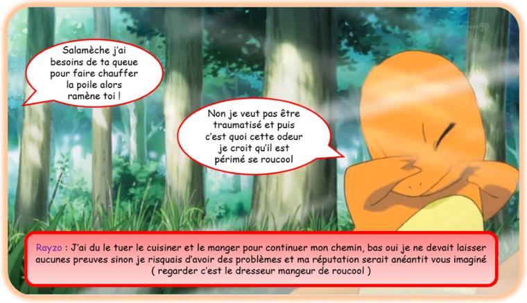 L'AVENTURE ROUGE 04 !