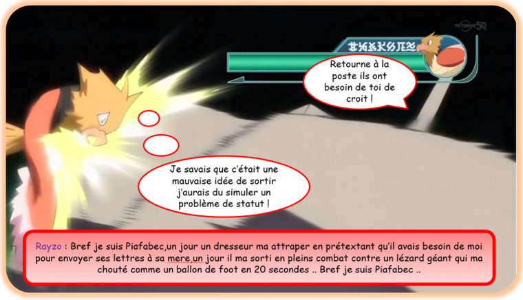 L'AVENTURE ROUGE 16 !