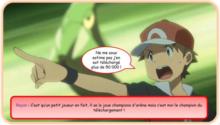 L'AVENTURE ROUGE 18 !