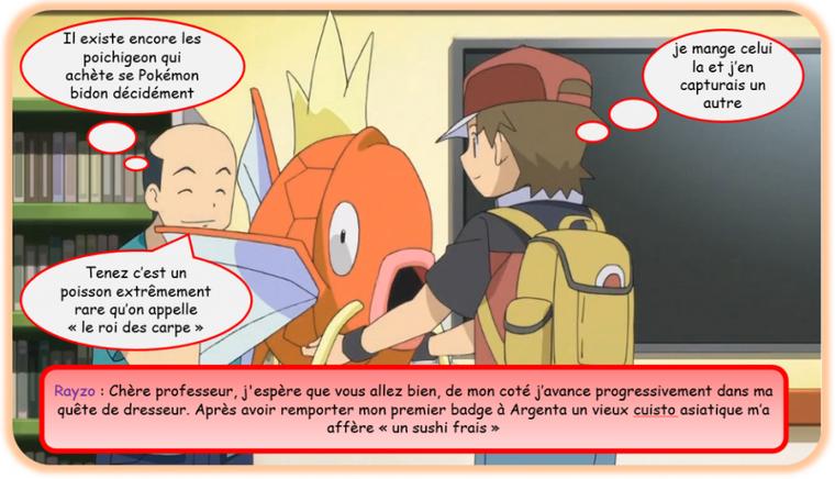 L'AVENTURE ROUGE 22 !
