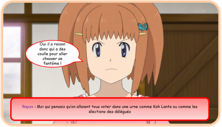 L'AVENTURE ROUGE 29 !