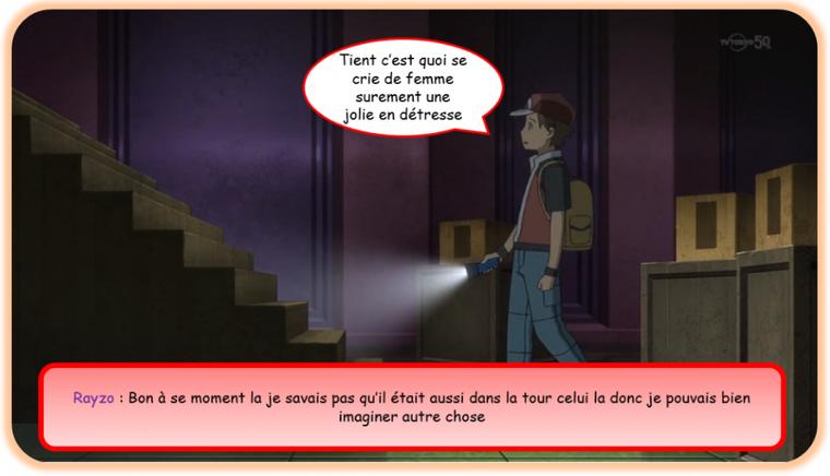 L'AVENTURE ROUGE 31 !