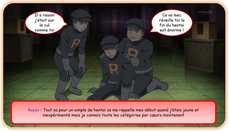 L'AVENTURE ROUGE 34 !