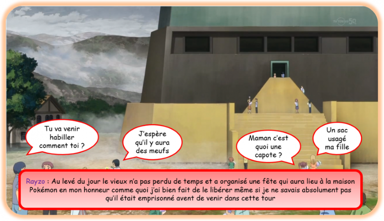 L'AVENTURE ROUGE 35 !