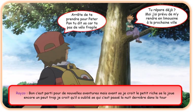 L'AVENTURE ROUGE 36 !