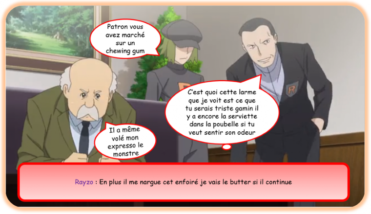 L'AVENTURE ROUGE 41 !
