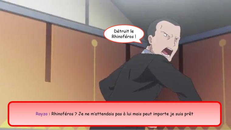 ★★ L'aventure Rouge : Chapitre 56 ! ★★