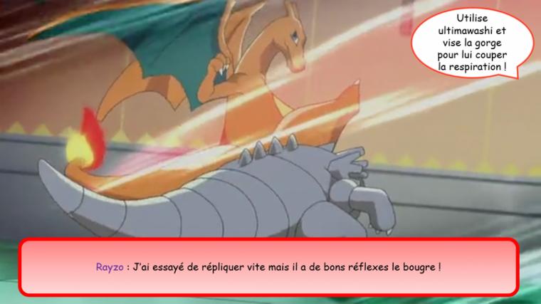 ★★ L'aventure Rouge : Chapitre 58 ! ★★
