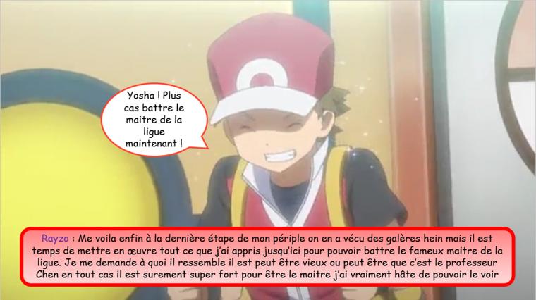 ★★ L'aventure Rouge : Chapitre 61 ! ★★