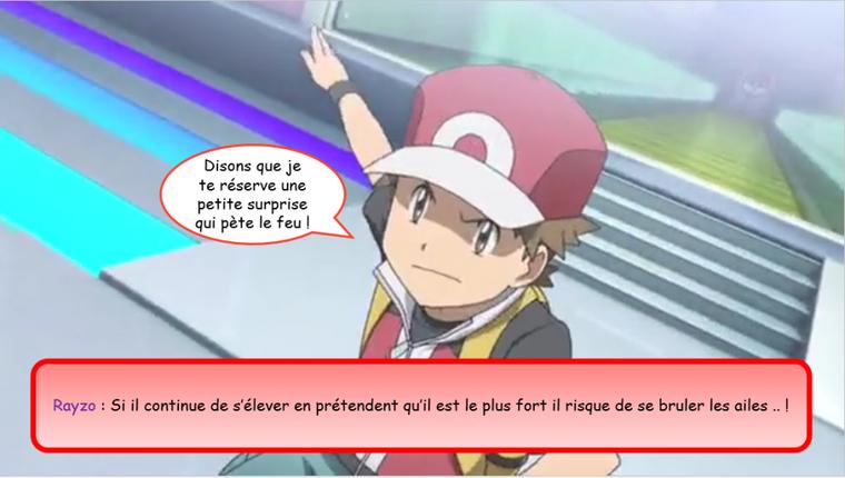 ★★ L'aventure Rouge : Chapitre 64 ! ★★