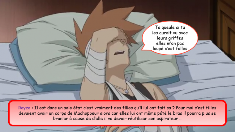 ★★ L'aventure Rouge : Chapitre 73 ! ★★