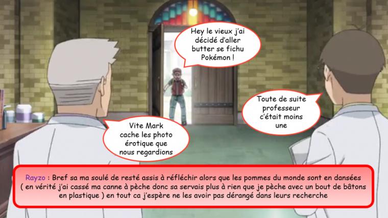 ★★ L'aventure Rouge : Chapitre 77 ! ★★
