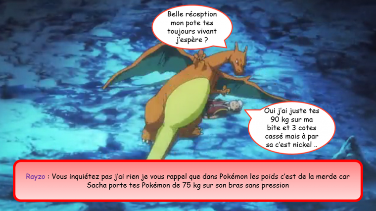 ★★ L'aventure Rouge : Chapitre 81 ! ★★