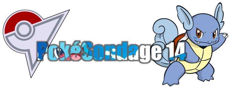 ★★ Le PokeSondage # 14 ! ★★